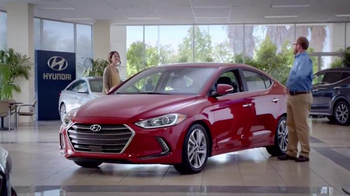 2017 Hyundai Elantra TV Spot, 'Move It on Out: Better Is the Reason' - Thumbnail 7