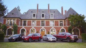 Nissan TV Spot, 'Heisman House: Starter House' Featuring Derrick Henry - Thumbnail 1