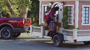 Nissan TV Spot, 'Heisman House: Starter House' Featuring Derrick Henry