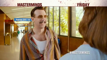 Masterminds - Alternate Trailer 14