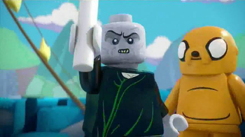 LEGO Dimensions TV Spot, 'Battle Arenas' - 156 commercial airings