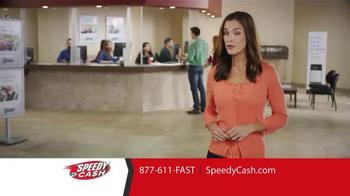 Speedy Cash Express Installment Loan TV Spot, 'More Cash' - Thumbnail 1