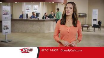 Speedy Cash Express Installment Loan TV Spot, 'More Cash' - Thumbnail 2