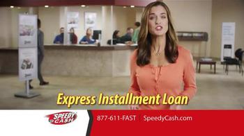 Speedy Cash Express Installment Loan TV Spot, 'More Cash' - Thumbnail 3