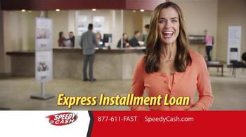 Speedy Cash Express Installment Loan TV Spot, 'More Cash' - Thumbnail 8