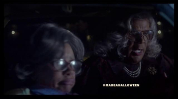 Tyler Perry's Boo! A Madea Halloween - 2880 commercial airings