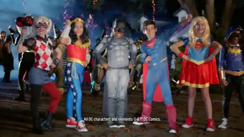Party City TV Spot, 'Thrillerize Halloween: Marvel Costumes and More' - Thumbnail 6