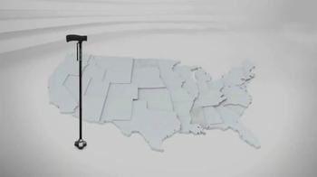 The HurryCane TV Spot, 'America Loves HurryCane' - Thumbnail 1
