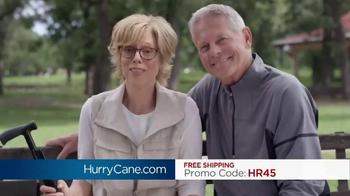The HurryCane TV Spot, 'America Loves HurryCane' - Thumbnail 4