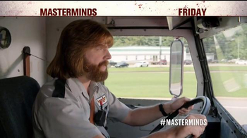 Masterminds - Alternate Trailer 16