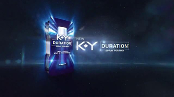 K-Y Duration Spray for Men TV Spot, 'Night In' - Thumbnail 6