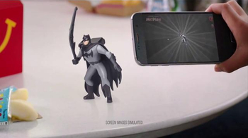 McDonald's Happy Meal TV Spot, 'Super Hero Girls and Justice League: Hero' - Thumbnail 9