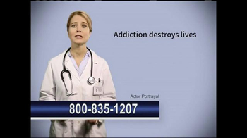 The Addiction Network TV Spot, 'Don't Fool Yourself' - Thumbnail 2