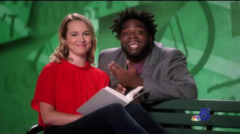The More You Know TV Spot, 'Environment' Feat. Ron Funches, Bridgit Mendler