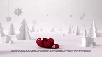 Rent-A-Center TV Spot, 'Create Holiday Joy, Not Holiday Debt' - Thumbnail 1
