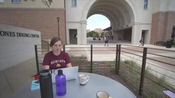 Texas State University TV Spot, 'A Better You'