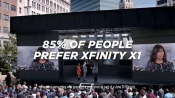 XFINITY X1 Triple Play TV Spot, 'Simple' Featuring Chris Hardwick - Thumbnail 9