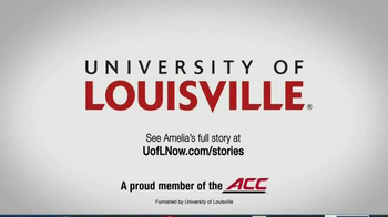 University of Louisville TV Spot, 'Amelia Gandara' - Thumbnail 8