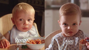 Prego Traditional TV Spot, 'Pasta Experts'