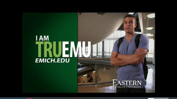 Eastern Michigan University TV Spot, 'I Am TruEmu'