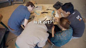 Northwestern University TV Spot, 'Art and Science' - Thumbnail 5