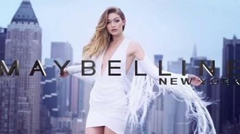 Maybelline New York the Falsies Push Up Angel TV Spot, 'Winged Out'