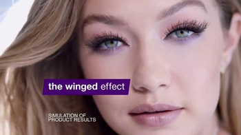 Maybelline New York the Falsies Push Up Angel TV Spot, 'Winged Out' - Thumbnail 3