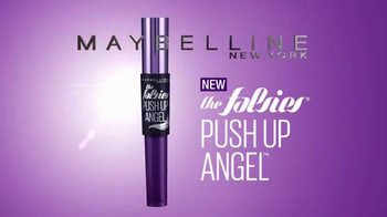 Maybelline New York the Falsies Push Up Angel TV Spot, 'Winged Out' - Thumbnail 4