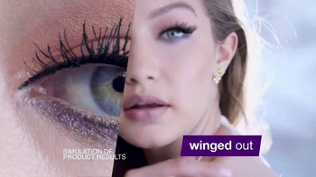 Maybelline New York the Falsies Push Up Angel TV Spot, 'Winged Out' - Thumbnail 6