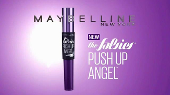 Maybelline New York the Falsies Push Up Angel TV Spot, 'Winged Out' - Thumbnail 9