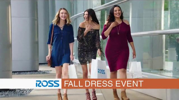 Ross Fall Dress Event TV Spot, 'Perfect Price' - Thumbnail 1