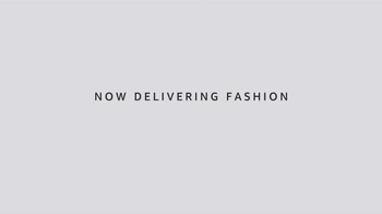 Amazon TV Spot, 'Now Delivering Fashion' Song by Vitalic - Thumbnail 8