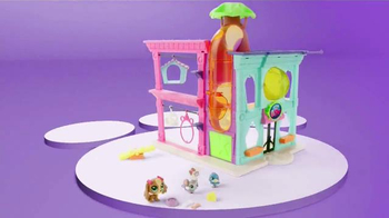 Littlest Pet Shop Pet Shop Playset TV Spot, 'Everyone's Here'