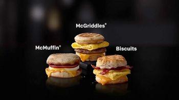 McDonald's All Day Breakfast TV Spot, 'El tono de tu propia voz' [Spanish] - 637 commercial airings