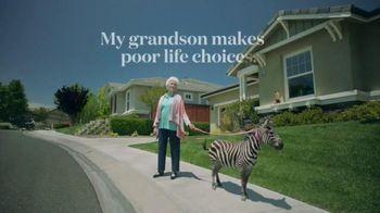 SafeAuto TV Spot, 'Terrible Quotes: Zebra'