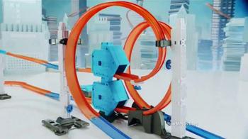 Hot Wheels Track Builder System TV Spot, 'Connect Sets Together' - Thumbnail 3