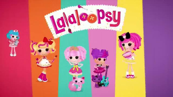 Lalaloopsy Magic Kitchen TV Spot, 'Baking Magic' - Thumbnail 1