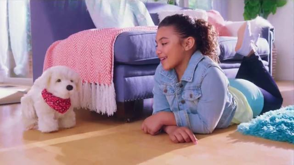 Georgie Interactive Puppy TV Commercial, 'Just Like a Real Pup'