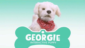 Georgie Interactive Puppy TV Spot, 'Just Like a Real Pup' - Thumbnail 1