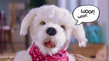 Georgie Interactive Puppy TV Spot, 'Just Like a Real Pup' - Thumbnail 2