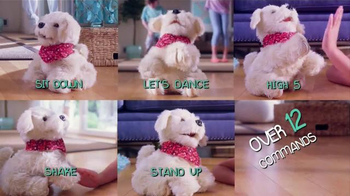 Georgie Interactive Puppy TV Spot, 'Just Like a Real Pup' - Thumbnail 7