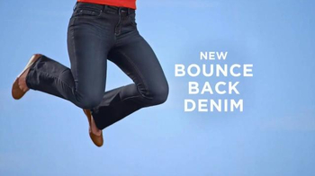 Riders by Lee Jeans TV Spot, 'Bounce Back Denim' - Thumbnail 2