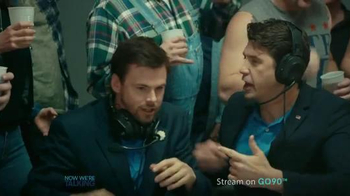 Go90 TV Spot, 'Now We're Talking' - Thumbnail 6