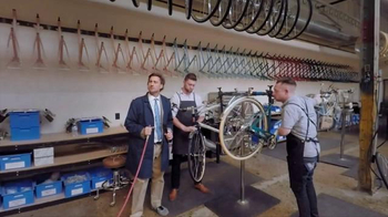 Shinola TV Spot, 'VICELAND: 360 Degree Tour with Luke Wilson' - 83 commercial airings