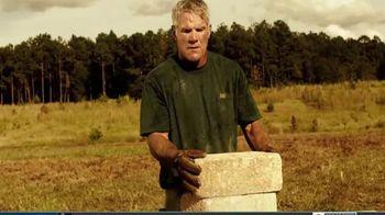 Wrangler Riggs Workwear TV Spot, 'Brett Favre Knows Hard Work' - 31 commercial airings