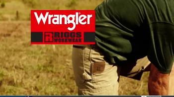Wrangler Riggs Workwear TV Spot, 'Brett Favre Knows Hard Work' - Thumbnail 6