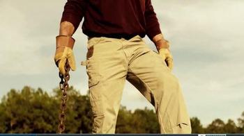 Wrangler Riggs Workwear TV Spot, 'Brett Favre Knows Hard Work' - Thumbnail 8