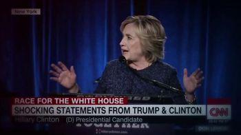 Donald J. Trump for President TV Spot, 'Deplorables' - 3 commercial airings