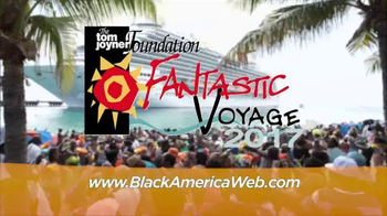 The Tom Joyner Foundation 2017 Fantastic Voyage TV Spot, 'Music and Fun' - Thumbnail 2