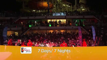 The Tom Joyner Foundation 2017 Fantastic Voyage TV Spot, 'Music and Fun' - Thumbnail 5